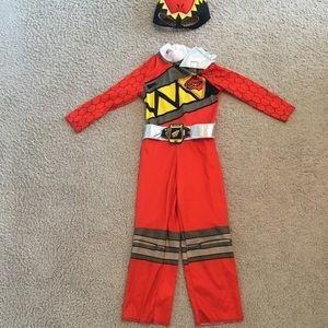 Power Rangers Costume 3T - 4T